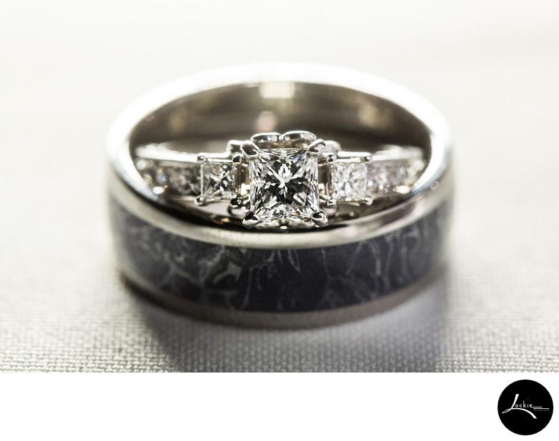 Stunning ring shots Montana wedding photographer