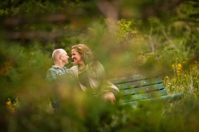 The best Bozeman engagement photographer