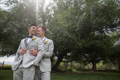 Cameron & JJ-Married