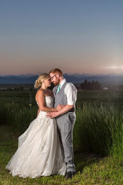 Ben & Courtney-Married