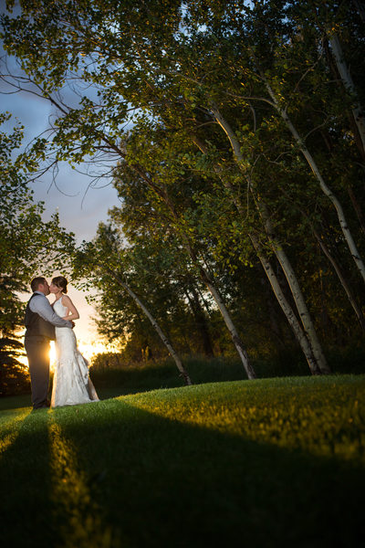 Bill & Emily-Married