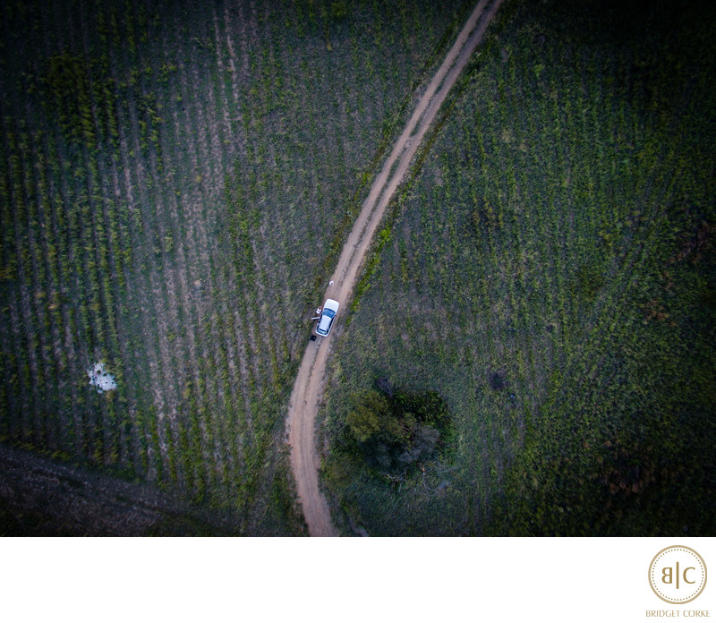 Aerial Photography Taken in Maropeng West of Johannesburg