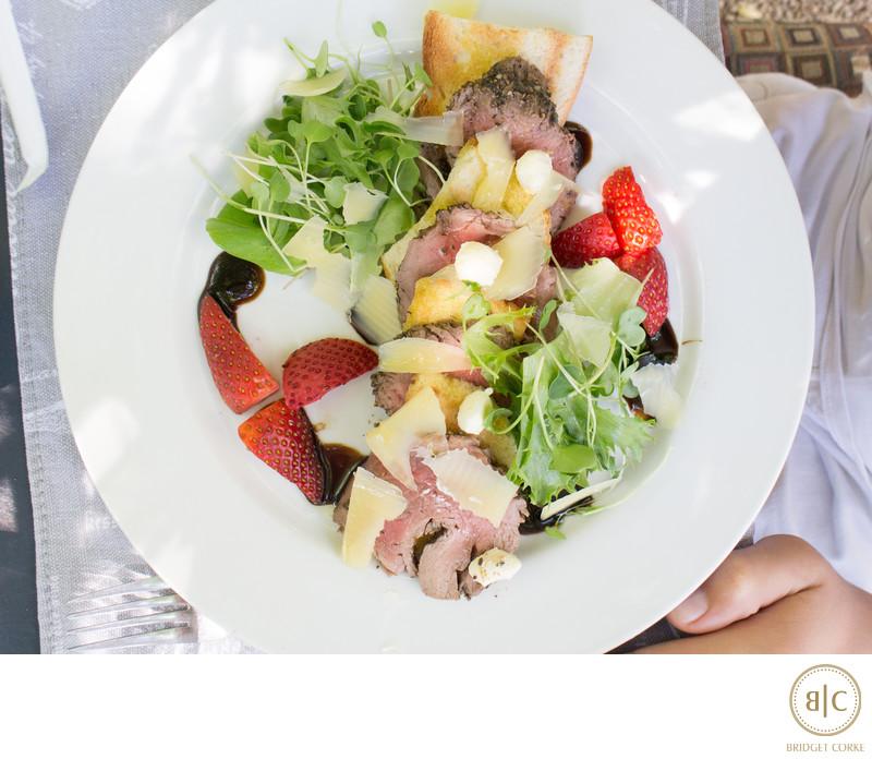 Food Photograph Taken at Die OuPastorie Near Hartebeespoort Dam South Africa