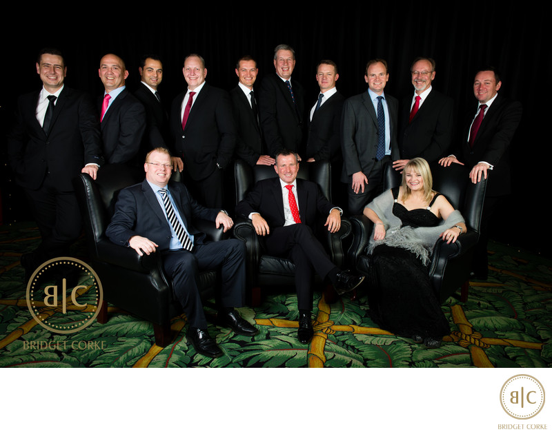 Executive Group Photo G4s