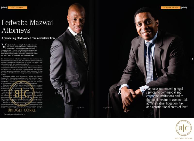 Corporate Portraits Ledwaba Mazwai