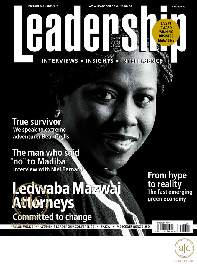 Leadership Magazine Headshot Viola Ngwenya