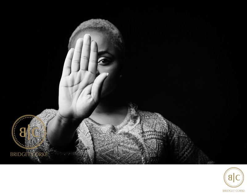 Josina Machel Kuhluka For Stop Domestic Abuse Campaign