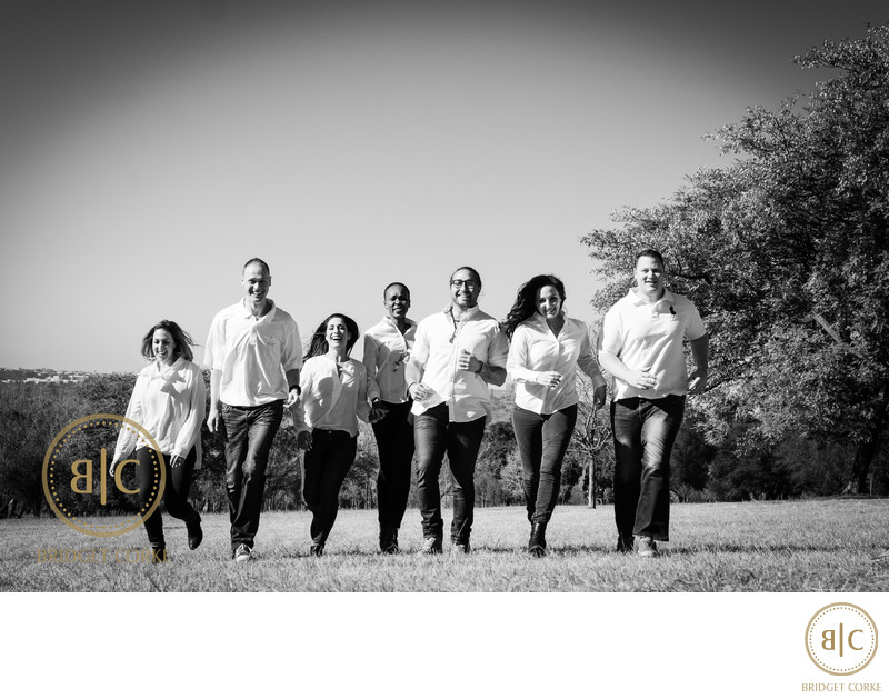 Corporate Portfolio Location Shoot of Synergix Group