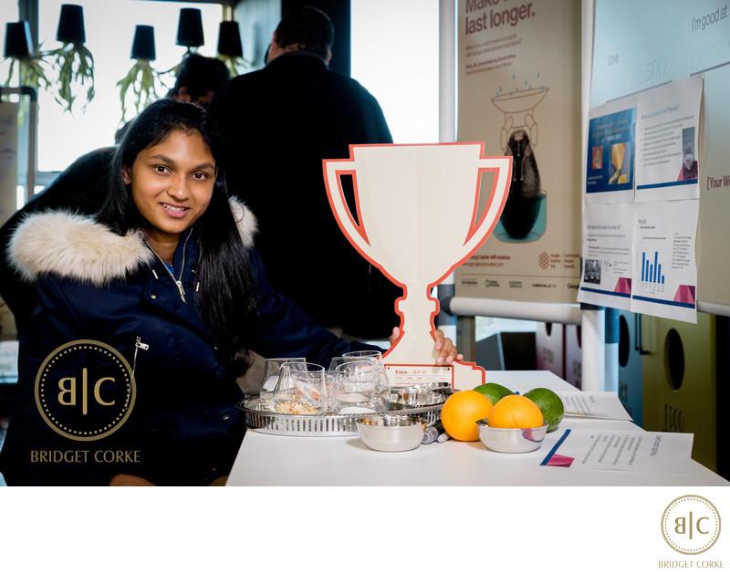 Google Science Fair 2016 Winner Kiara Nirghin from SA