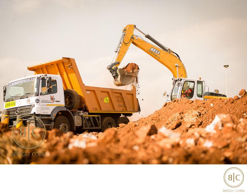 Corporate Construction Documentary Johannesburg Photographer