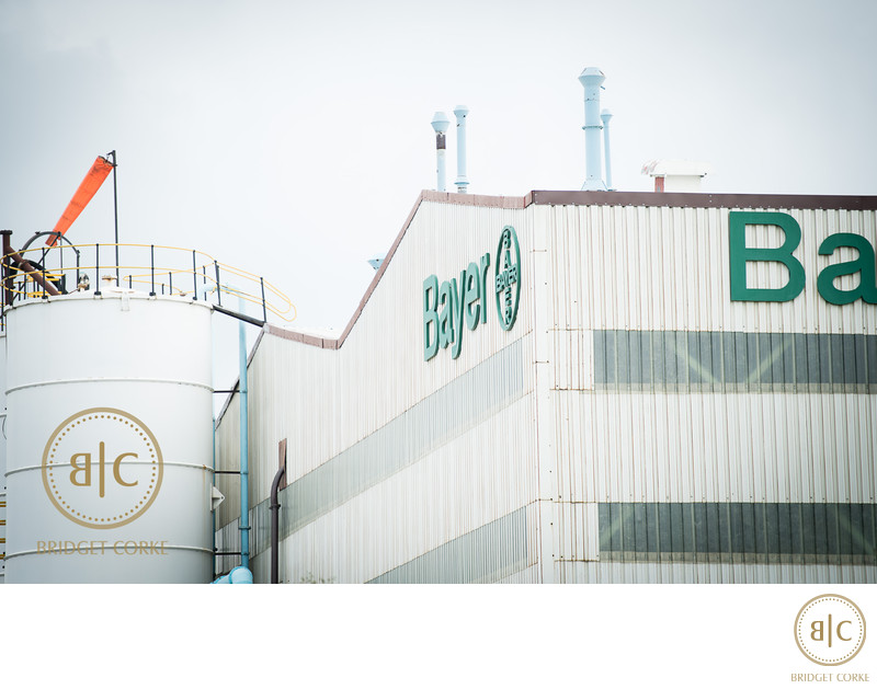 Bayer Nigel Plant Corporate Photography