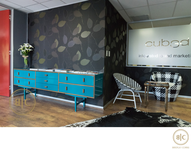 Cub3d Interior Johannesburg Office Photography
