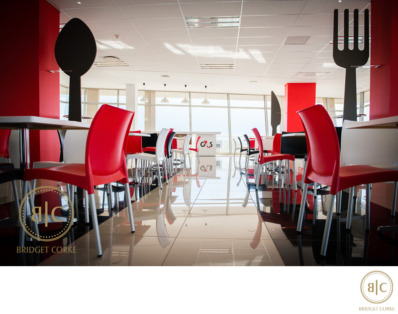 Corporate Interior Johannesburg Photography