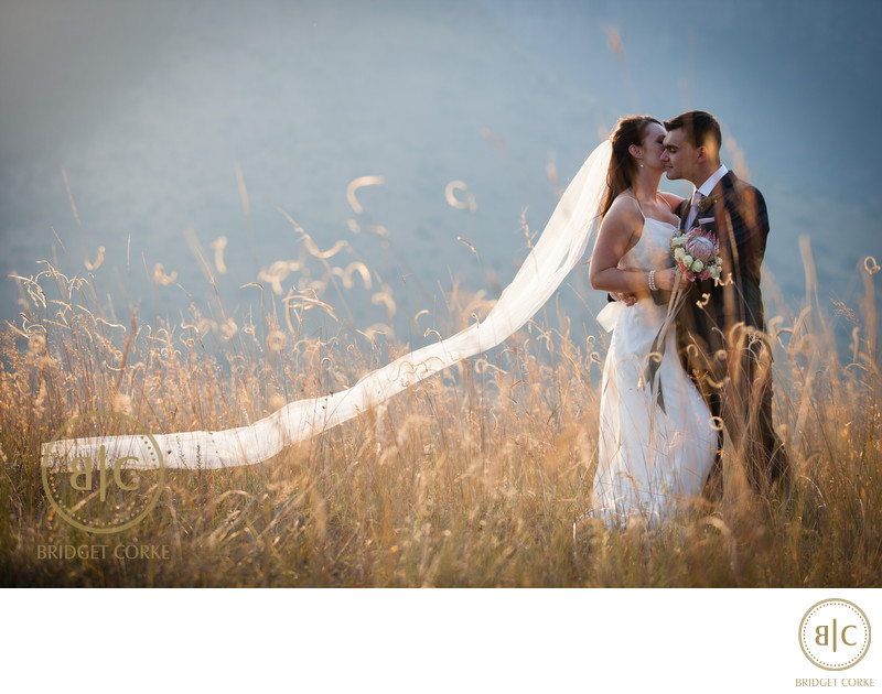 Verloerenskloof Wedding in Autumn
