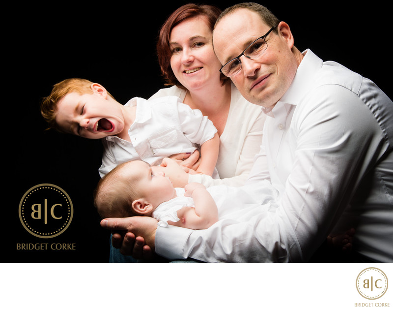 Quirky Family Shoot Johannesburg