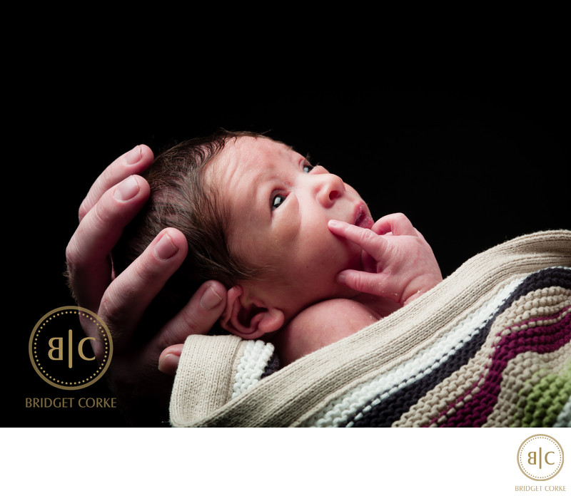 Newborn Studio Shoot Johannesburg