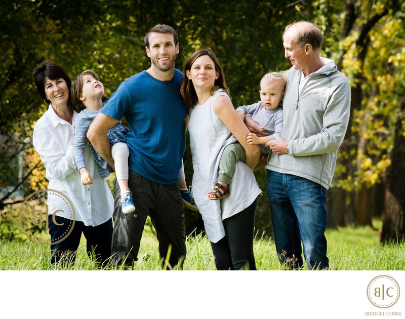 Family Location Shoot Johannesburg