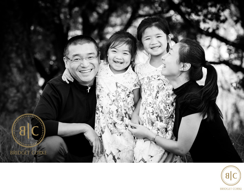 Chinese Family Outdoor Shoot JOhannesburg
