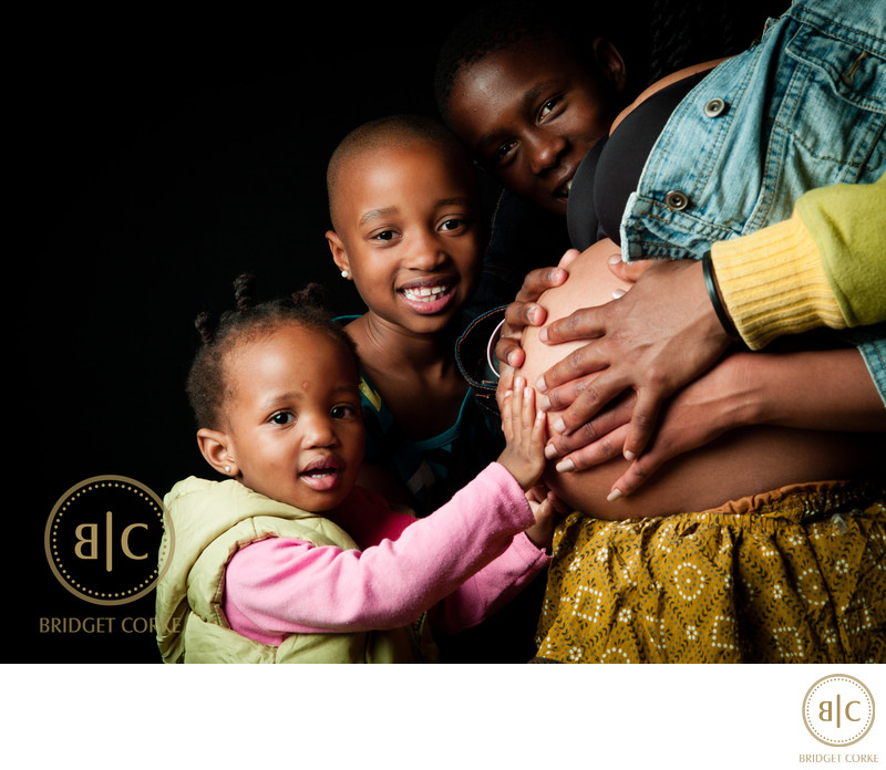 Family Maternity Photographic Shoot