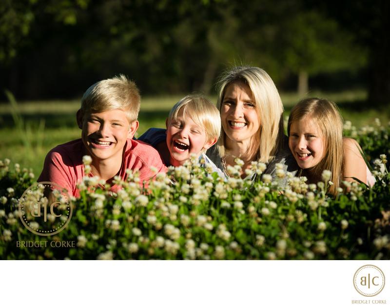 Natural Light Delta Park Family Shoot