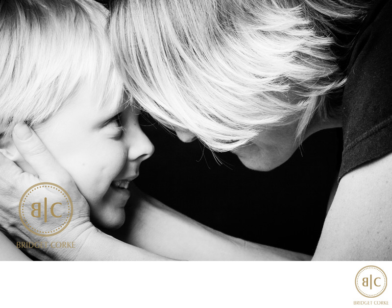 Son & Mother Family Photographer