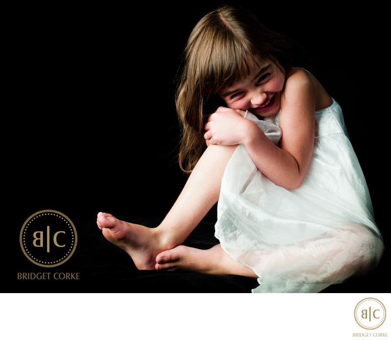 Five Year Old Photographed in Johannesburg Studio Best Johannesburg Family Photographer
