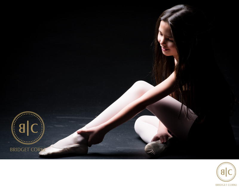 Ballet Portraiture Johannesburg Studio