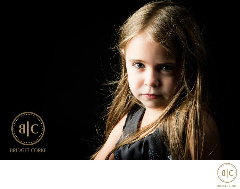 Child Johannesburg Studio Shoot