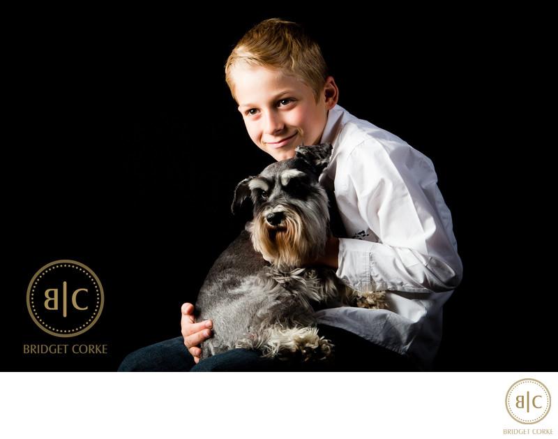 Best Schnitzel Dog Johannesburg Studio Photographer