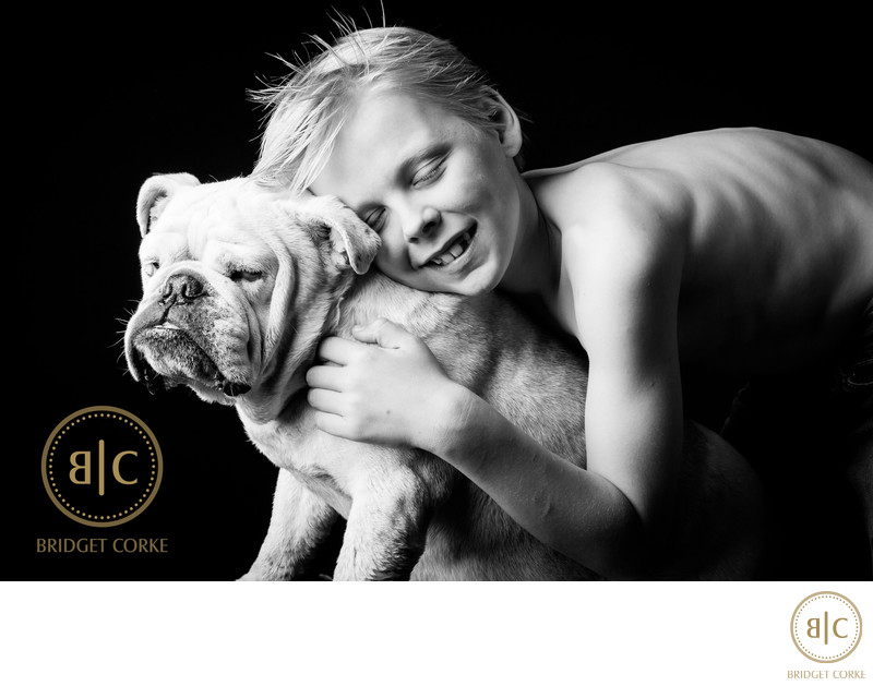 Top Johannesburg Bulldog Pet Photographer
