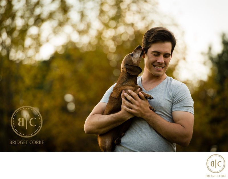 Dachshund Location Pet Photography Johannesburg