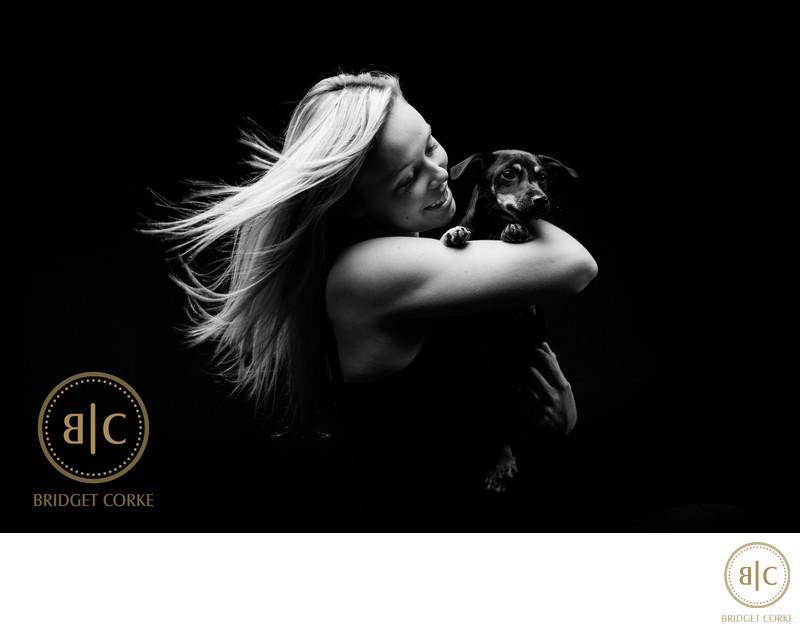 Dachshund Studio Pet Photography Johannesburg