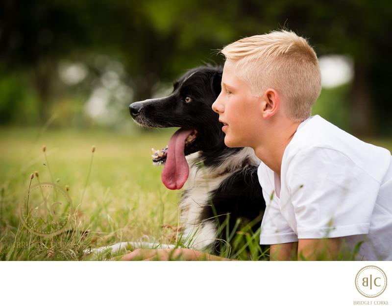 Best Johannesburg Sheep Dog Pet Photographer