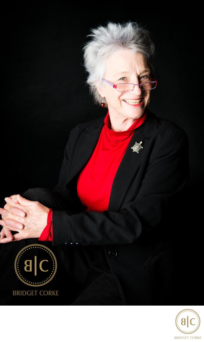 Corporate Portrait of Anthea Bristowe
