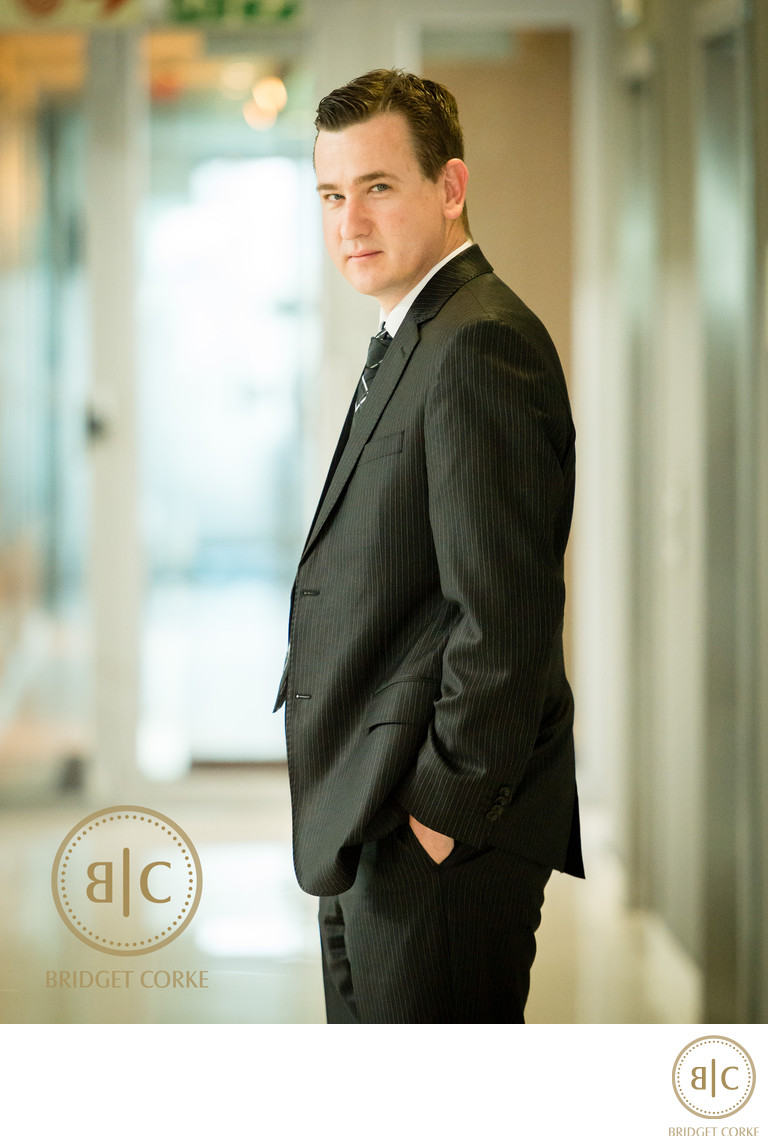 Corporate Portrait of Henning Bischoff