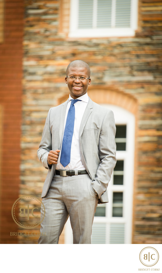 Location Portrait of Ndabe Mkhize