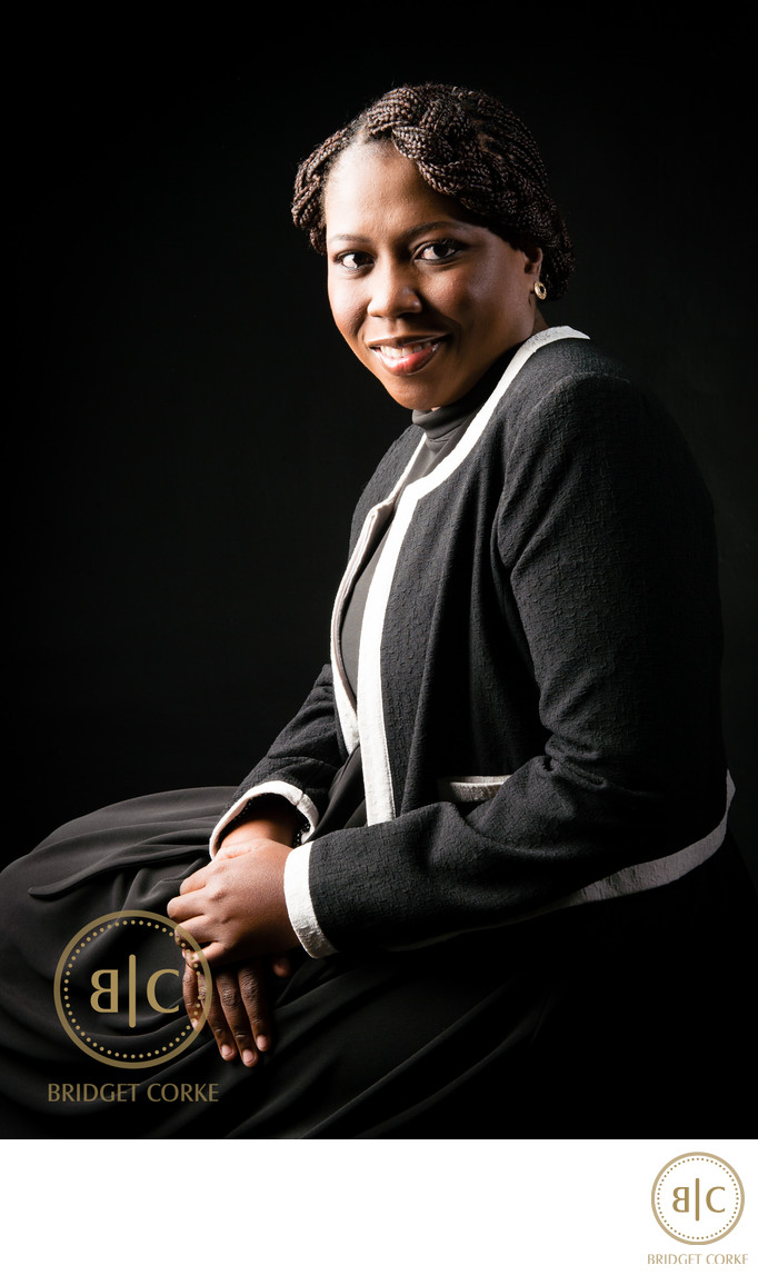 Corporate Portrait of Viola Ngwenya