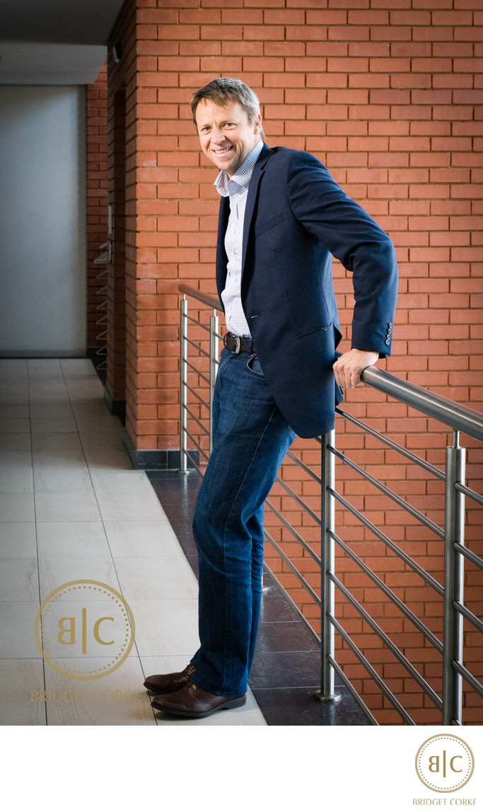 Mimecast Executive Portrait Shoot