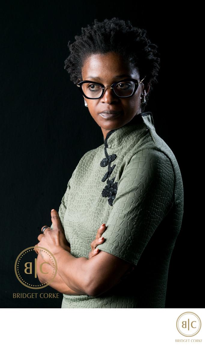 Nana Nkosi Cub3D Portrait