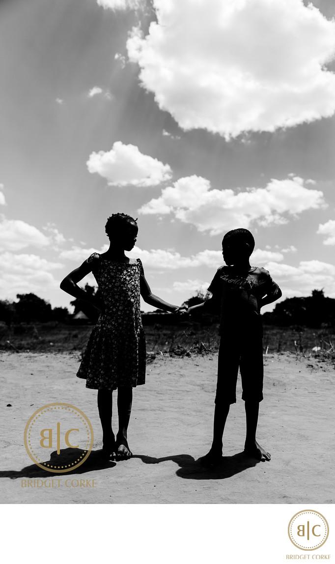 Zambia NGO Sponsored Corporate Photography