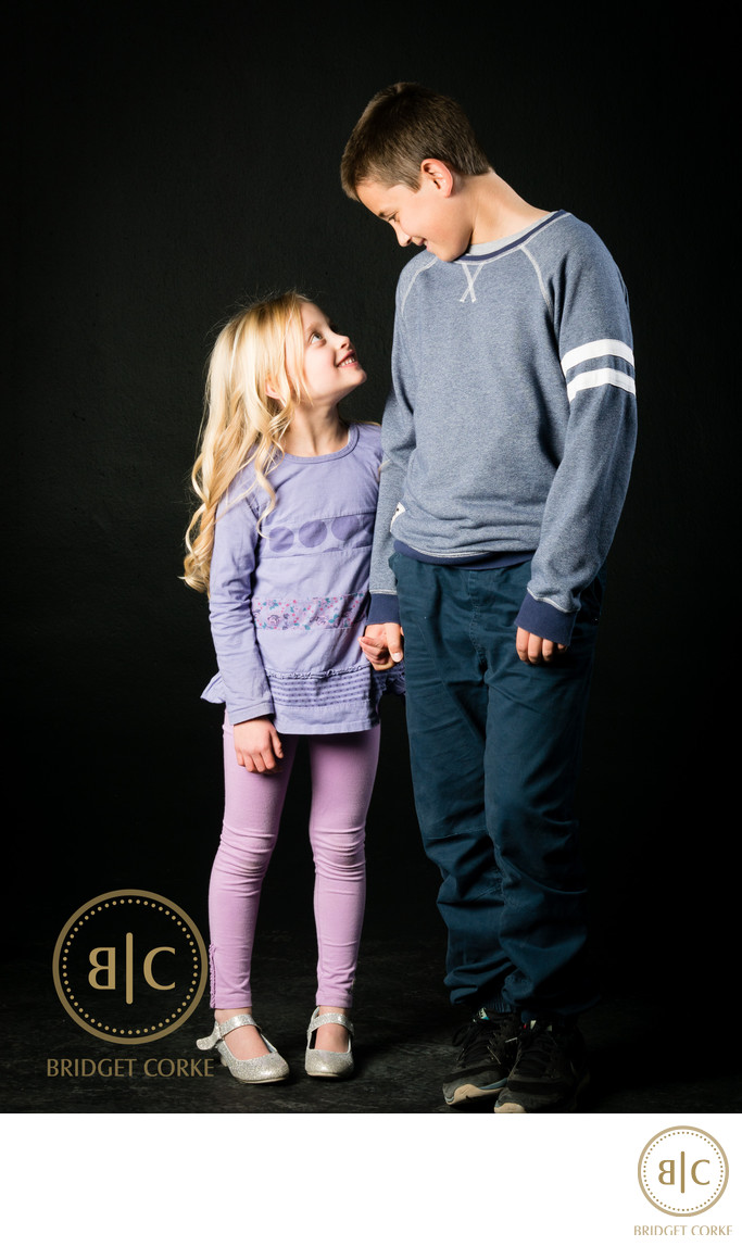 Photographed Family Teenager Shoot in Johannesburg Studio