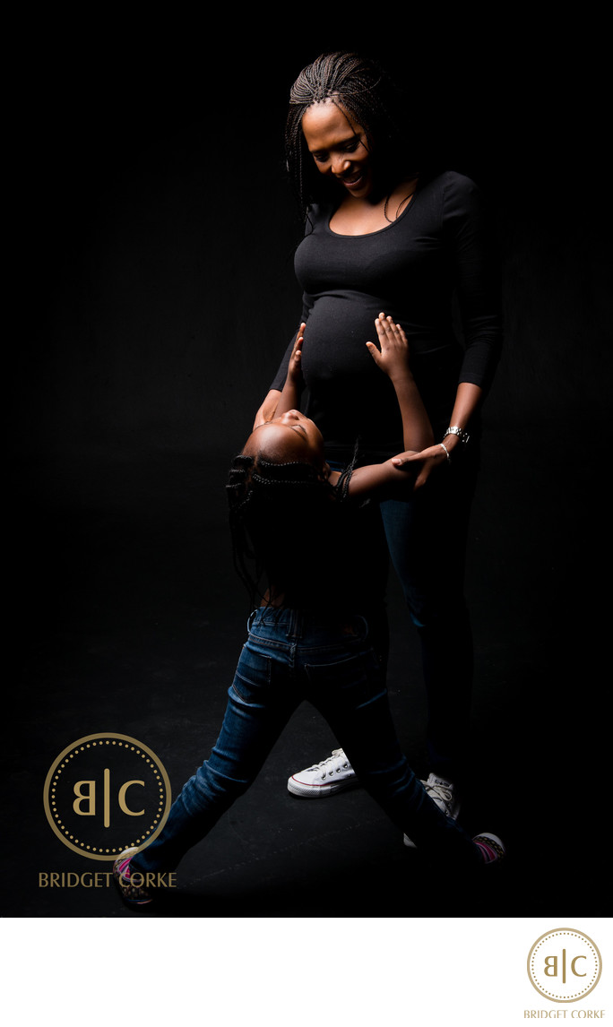 Maternity Studio Shoot Johannesburg