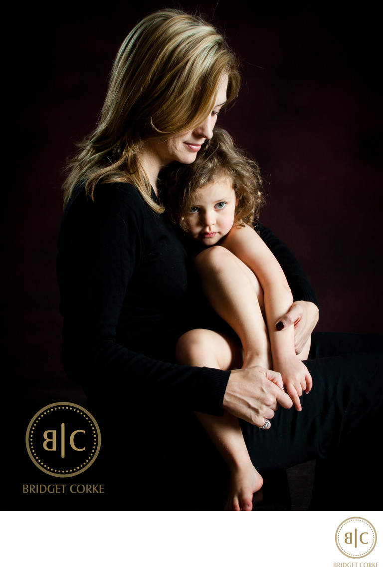 Mother & Child by Best Johannesburg Photographer