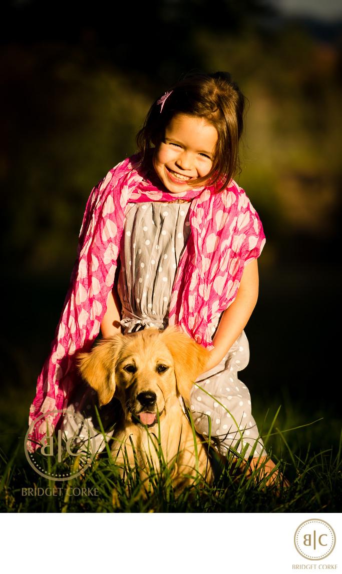 Puppy Labrador Johannesburg Location Photography