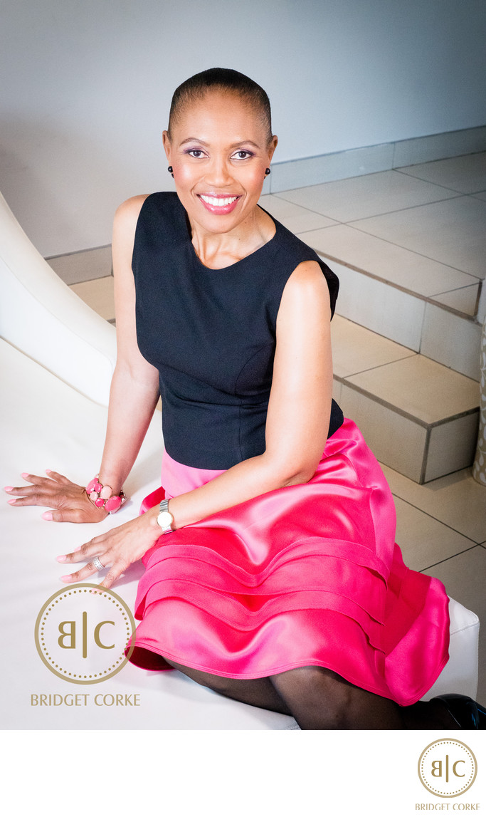 Corporate Portrait of Chairperson AWCA Investment Holdings
