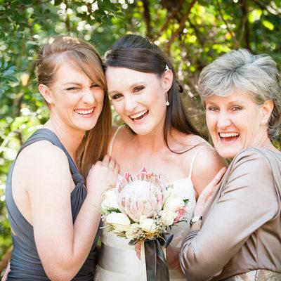 Bridal Wedding Party Verloerenskloof