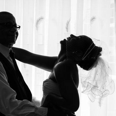 Bride by Johannesburg Wedding Photographer