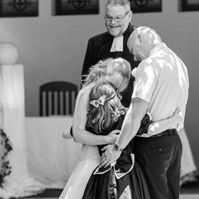 Bridal Couple Wedding Photograph