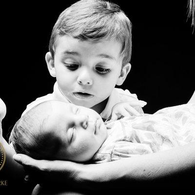 Baby Shoot Captured in Johannesburg Studio