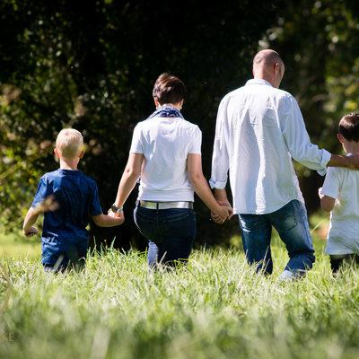 Delta Park Family Shoot In Late Summer Johannesburg